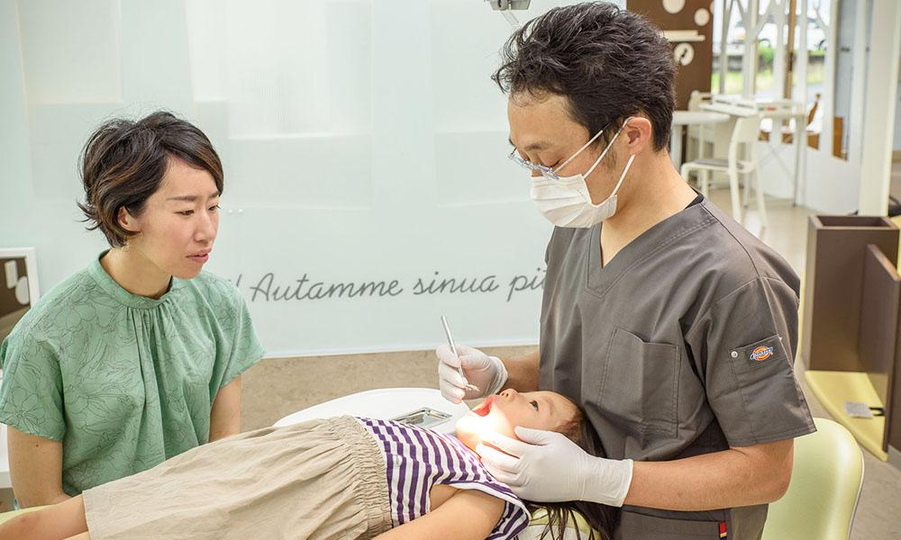 こども専門の歯科医院とは